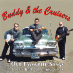 Cover der Buddy & The Cruisers CD Vol.2